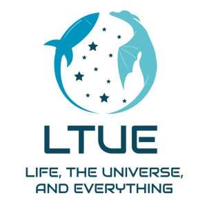 LTUE - Life The Universe And Everything Logo